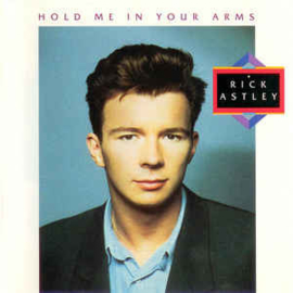 Rick Astley – Hold Me In Your Arms (CD)