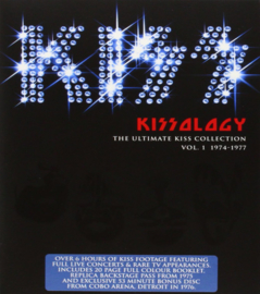 Kiss – Kissology: The Ultimate Kiss Collection Vol. 1 1974-1977 (DVD)