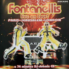 Various ‎– Fontanellis Live On Tour! (CD)
