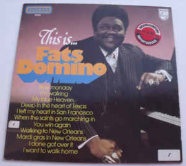 Fats Domino ‎– This Is... Fats Domino