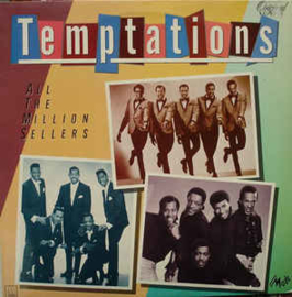 Temptations ‎– All The Million Sellers