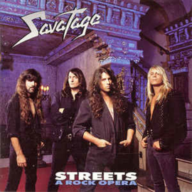 Savatage – Streets - A Rock Opera (CD)