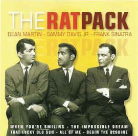 Dean Martin - Sammy Davis J - Frank Sinatra – The Rat Pack (CD)