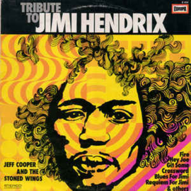 Jeff Cooper And The Stoned Wings – Tribute To Jimi Hendrix