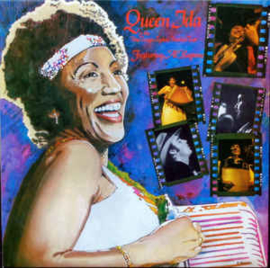 Queen Ida & The Bon Temps Zydeco Band Featuring Al Rapone ‎– On Tour