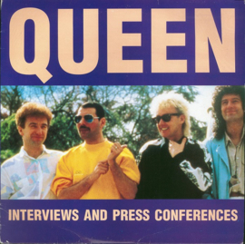 Queen – Interviews And Press Conferences