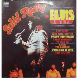 Elvis ‎– Elvis Solid Rocks