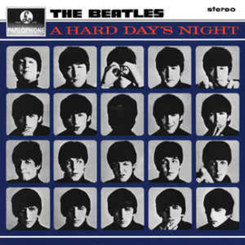 Beatles ‎– A Hard Day's Night (LP)