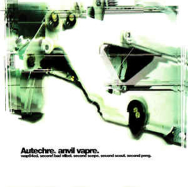 Autechre – Anvil Vapre (CD)