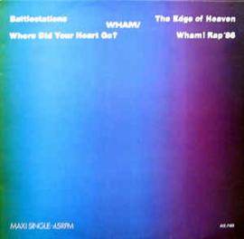 Wham! – The Edge Of Heaven