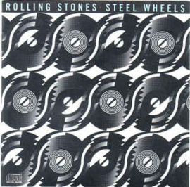 Rolling Stones – Steel Wheels (CD)