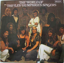 Les Humphries Singers ‎– The World Of The Les Humphries Singers