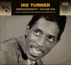 Ike Turner / Various ‎– Sessionography Vol. 1 (CD)