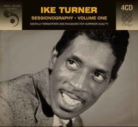 Ike Turner / Various – Sessionography Vol. 1 (CD)