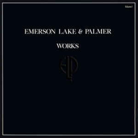Emerson,Lake & Palmer ‎– Works (Volume 1)