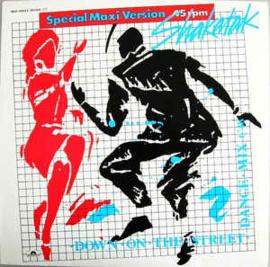 Shakatak – Down On The Street (Dance Mix)