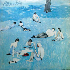 Elton John ‎– Blue Moves