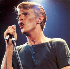 David Bowie – David Bowie At The Tower Philadelphia