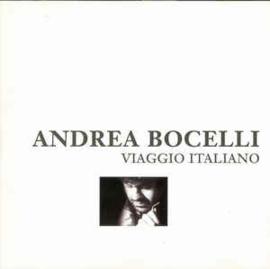 Andrea Bocelli – Viaggio Italiano (CD)