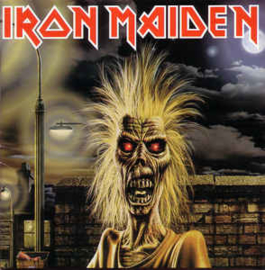 Iron Maiden – Iron Maiden (CD)