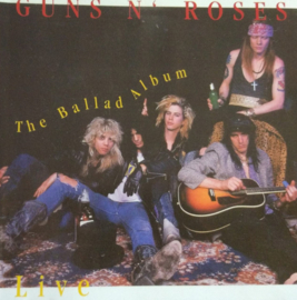 Guns N' Roses – The Ballad Album (CD)