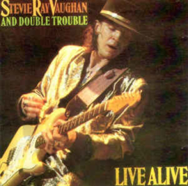 Stevie Ray Vaughan And Double Trouble ‎– Live Alive (CD)