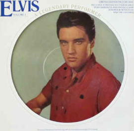 Elvis Presley ‎– A Legendary Performer - Volume 3