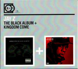 Jay-Z ‎– The Black Album + Kingdom Come (CD)