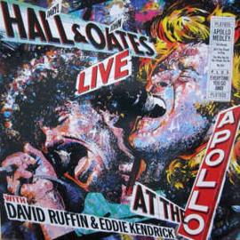 Daryl Hall & John Oates With David Ruffin & Eddie Kendrick – Live At The Apollo