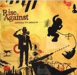 Rise Against ‎– Appeal To Reason (CD)
