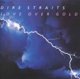 Dire Straits ‎– Love Over Gold (CD)