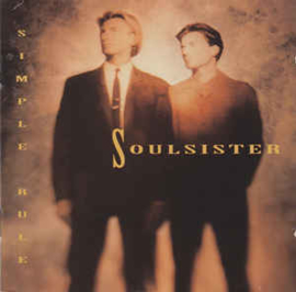 Soulsister ‎– Simple Rule (CD)