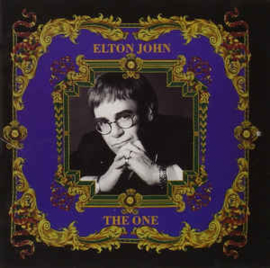 Elton John ‎– The One (CD)