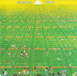 Chris Rea ‎– Tennis (CD)