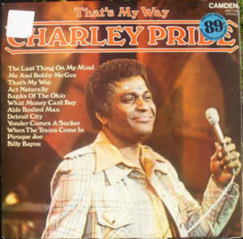 Charley Pride ‎– That's My Way