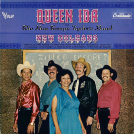 Queen Ida And The Bon Temps Zydeco Band – In New Orleans