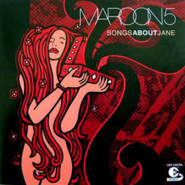 Maroon 5 ‎– Songs About Jane (CD)