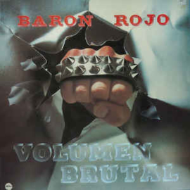 Baron Rojo – Volumen Brutal