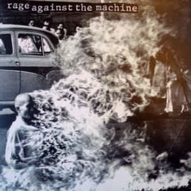 Rage Against The Machine ‎– Rage Against The Machine
