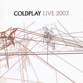 Coldplay ‎– Live 2003 (CD)