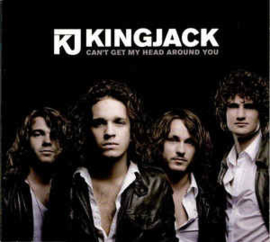 King Jack ‎– Can't Get My Head Around You (CD)