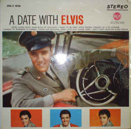 Elvis Presley ‎– A Date With Elvis