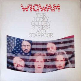 Wigwam ‎– Lucky Golden Stripes And Starpose