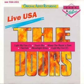 Doors – Live USA (CD)