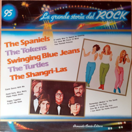 Various – The Spaniels / The Tokens / Swinging Blue Jeans / The Turtles / The Shangri-Las
