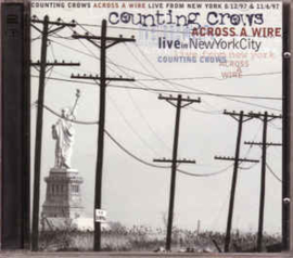 Counting Crows ‎– Across A Wire (CD)