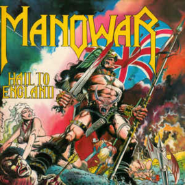 Manowar ‎– Hail To England