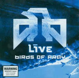 Live – Birds Of Pray (CD)