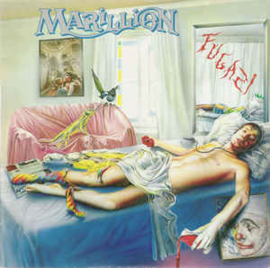 Marillion ‎– Fugazi