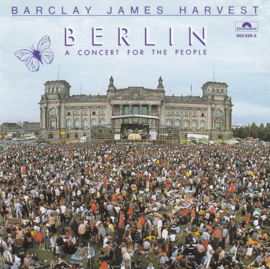 Barclay James Harvest – Berlin (A Concert For The People) (CD)